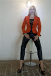 CdW - heels-rotes Jacket-small